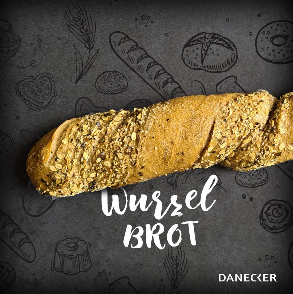 Wurzel Brot Sauerteig Danecker Bäckerei Konditorei Amstetten Bahnhof, Allersdorf, Greinsfurth, Perg, Linz, Wallsee, Aschbach, Mauer