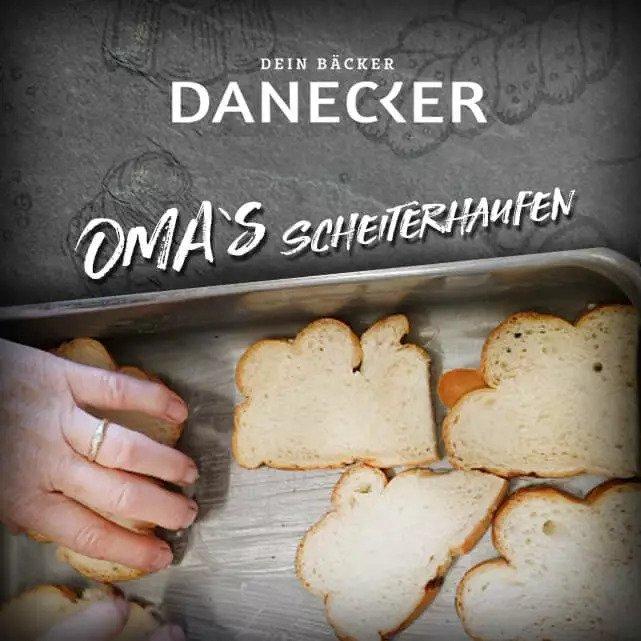 Scheiterhaufen Brioche Danecker Bäckerei Konditorei Amstetten Bahnhof, Allersdorf, Greinsfurth, Perg, Linz, Wallsee, Aschbach, Maue