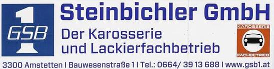 Steinbichler Karosserie Mostviertel Partner Bäckerei Konditorei Danecker