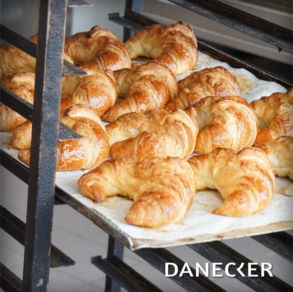 Croissants Produktverkostung Brot Sauerteig Sauerteigbrot Vollkorn Gebäck Danecker Bäckerei Konditorei Amstetten Bahnhof, Allersdorf, Greinsfurth, Perg, Linz, Wallsee, Aschbach, Maue