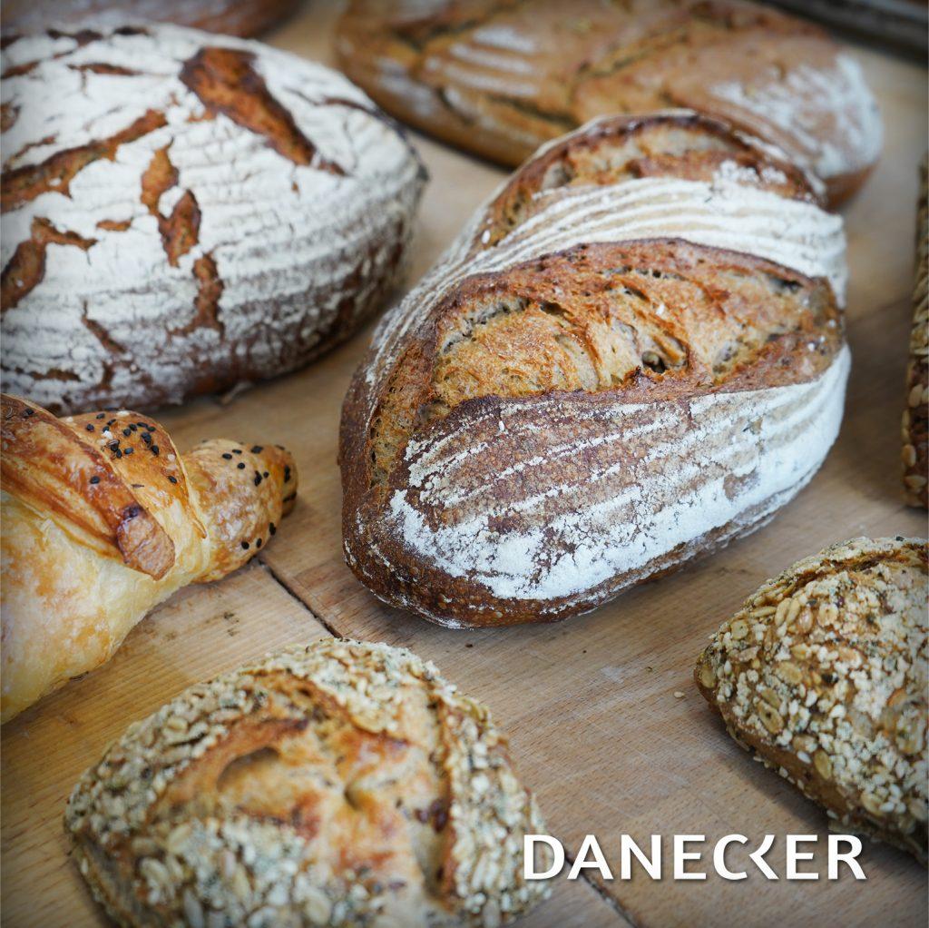 Produktverkostung Brot Sauerteig Sauerteigbrot Vollkorn Gebäck Danecker Bäckerei Konditorei Amstetten Bahnhof, Allersdorf, Greinsfurth, Perg, Linz, Wallsee, Aschbach, Maue