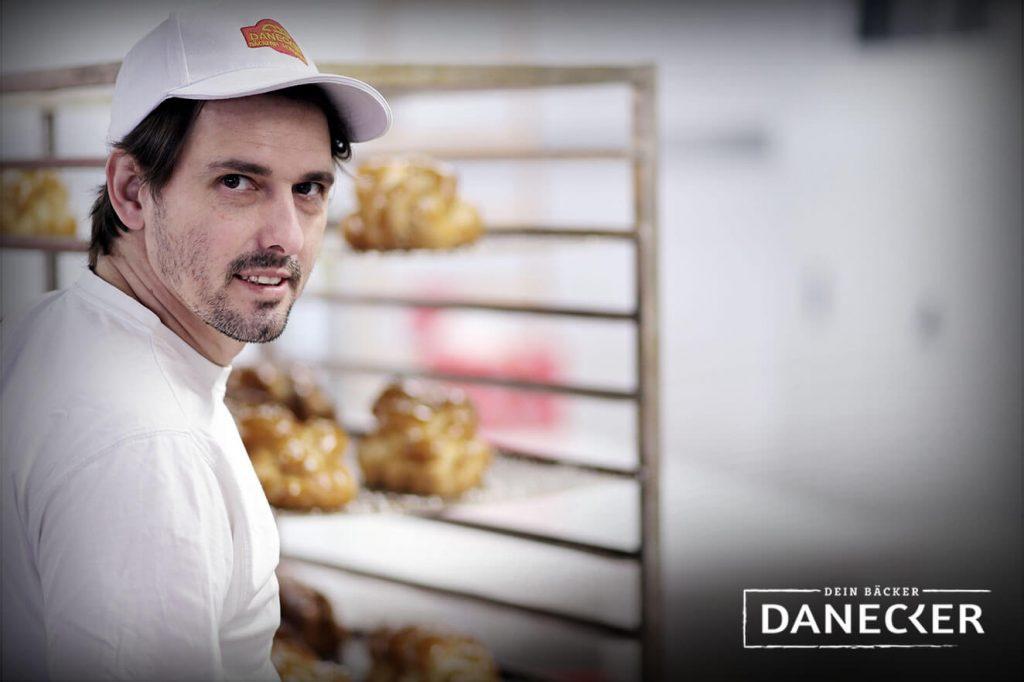 Produktion Brot Sauerteig Sauerteigbrot Bäcker Richard Palmetzhofer Gebäck Danecker Bäckerei Konditorei Amstetten Bahnhof, Allersdorf, Greinsfurth, Perg, Linz, Wallsee, Aschbach, Maue