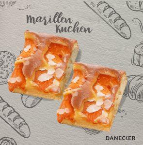 Marillenkuchen Mehlspeisen Danecker Bäcker Amstetten Bäckerei Konditorei Amstetten Bahnhof, Allersdorf, Greinsfurth, Perg, Linz, Wallsee, Aschbach, Mauer