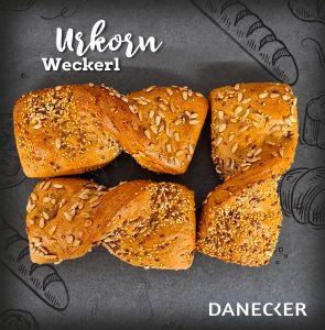 Urgetreid Weckerl Bäcker Amstetten Gebäck Danecker Bäckerei Konditorei Amstetten Bahnhof, Allersdorf, Greinsfurth, Perg, Linz, Wallsee, Aschbach, Mauer